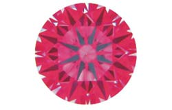 Round Diamond Ideal Scope Image