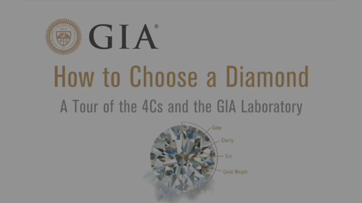 4 Cs Of Diamonds Diamond Grading Chart