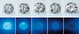 Diamond Fluorescence How Fluorescence Affects Price